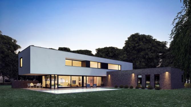 Atelier d architecture nicolas gillot s c p r l chaudfontaine